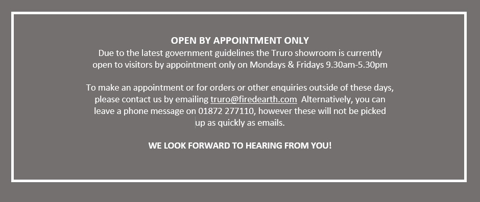 APPOINTMENT ONLY BANNER